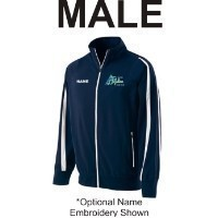 WRD ADULT MALE WARM UP JACKET Thumbnail