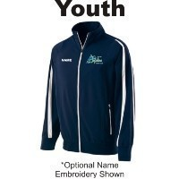 WRD YOUTH WARM  UP JACKET Thumbnail