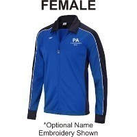 PA TEAM FEMALE JACKET Thumbnail