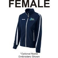 WRD ADULT FEMALE WARM UP JACKET Thumbnail